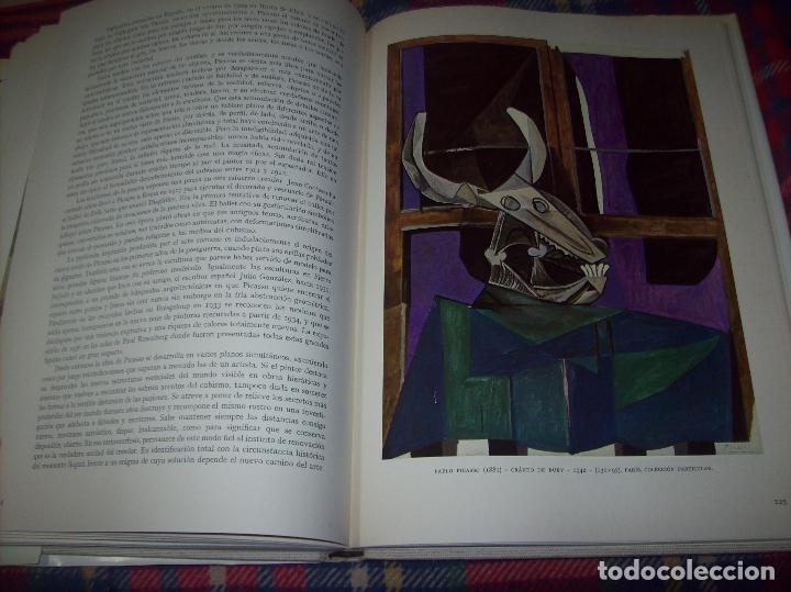 Libros de segunda mano: LA PINTURA ESPAÑOLA.3 VOLÚMENES. SKIRA. CARROGGIO EDICIONES.1963. GRECO, RIBALTA, PICASSO,GOYA... - Foto 36 - 141436554