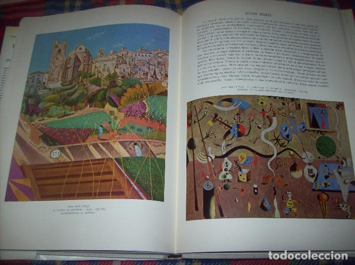 Libros de segunda mano: LA PINTURA ESPAÑOLA.3 VOLÚMENES. SKIRA. CARROGGIO EDICIONES.1963. GRECO, RIBALTA, PICASSO,GOYA... - Foto 37 - 141436554