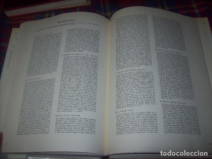 Libros de segunda mano: LA PINTURA ESPAÑOLA.3 VOLÚMENES. SKIRA. CARROGGIO EDICIONES.1963. GRECO, RIBALTA, PICASSO,GOYA... - Foto 38 - 141436554
