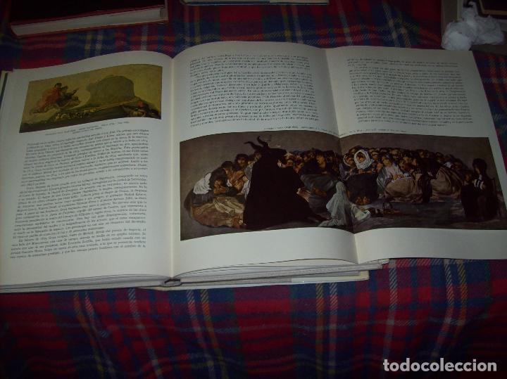 Libros de segunda mano: LA PINTURA ESPAÑOLA.3 VOLÚMENES. SKIRA. CARROGGIO EDICIONES.1963. GRECO, RIBALTA, PICASSO,GOYA... - Foto 39 - 141436554
