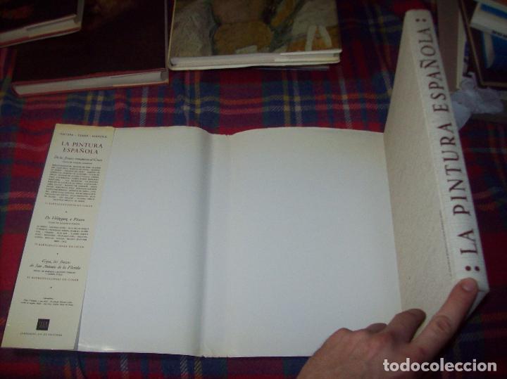 Libros de segunda mano: LA PINTURA ESPAÑOLA.3 VOLÚMENES. SKIRA. CARROGGIO EDICIONES.1963. GRECO, RIBALTA, PICASSO,GOYA... - Foto 46 - 141436554