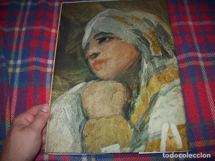 Libros de segunda mano: LA PINTURA ESPAÑOLA.3 VOLÚMENES. SKIRA. CARROGGIO EDICIONES.1963. GRECO, RIBALTA, PICASSO,GOYA... - Foto 47 - 141436554