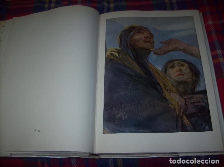 Libros de segunda mano: LA PINTURA ESPAÑOLA.3 VOLÚMENES. SKIRA. CARROGGIO EDICIONES.1963. GRECO, RIBALTA, PICASSO,GOYA... - Foto 53 - 141436554
