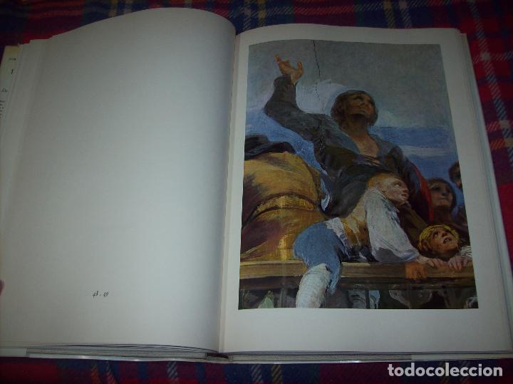 Libros de segunda mano: LA PINTURA ESPAÑOLA.3 VOLÚMENES. SKIRA. CARROGGIO EDICIONES.1963. GRECO, RIBALTA, PICASSO,GOYA... - Foto 54 - 141436554