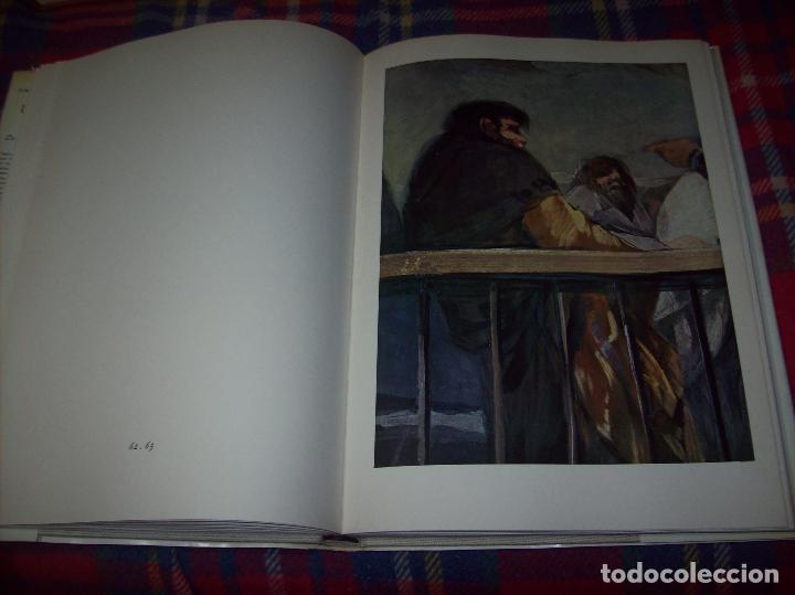 Libros de segunda mano: LA PINTURA ESPAÑOLA.3 VOLÚMENES. SKIRA. CARROGGIO EDICIONES.1963. GRECO, RIBALTA, PICASSO,GOYA... - Foto 55 - 141436554