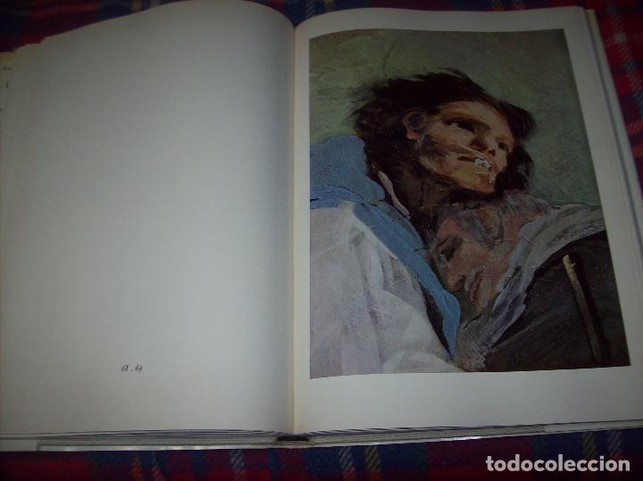 Libros de segunda mano: LA PINTURA ESPAÑOLA.3 VOLÚMENES. SKIRA. CARROGGIO EDICIONES.1963. GRECO, RIBALTA, PICASSO,GOYA... - Foto 56 - 141436554
