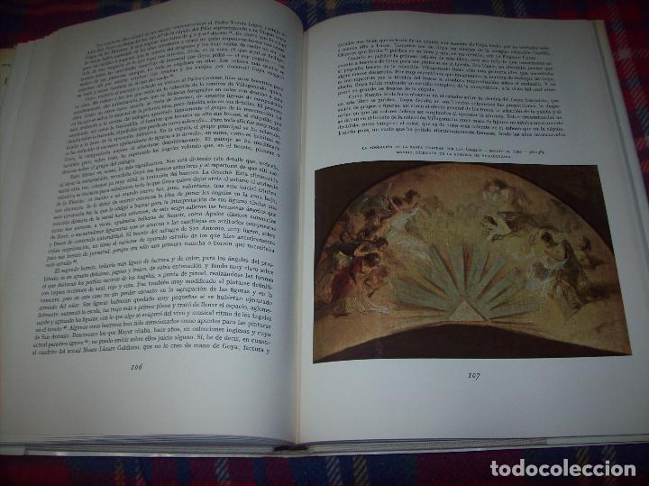 Libros de segunda mano: LA PINTURA ESPAÑOLA.3 VOLÚMENES. SKIRA. CARROGGIO EDICIONES.1963. GRECO, RIBALTA, PICASSO,GOYA... - Foto 59 - 141436554