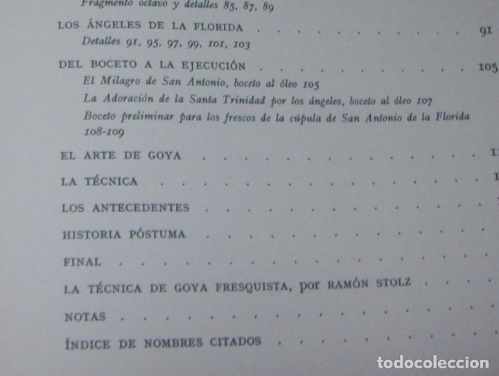 Libros de segunda mano: LA PINTURA ESPAÑOLA.3 VOLÚMENES. SKIRA. CARROGGIO EDICIONES.1963. GRECO, RIBALTA, PICASSO,GOYA... - Foto 63 - 141436554