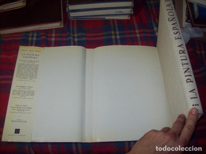 Libros de segunda mano: LA PINTURA ESPAÑOLA.3 VOLÚMENES. SKIRA. CARROGGIO EDICIONES.1963. GRECO, RIBALTA, PICASSO,GOYA... - Foto 67 - 141436554