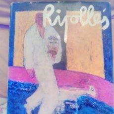 Libros de segunda mano: RIPOLLES - CESÁREO RODRÍGUEZ AGUILERA -EDICIONES ENEBRO -JUAN GARCÍA RIPOLLÉS. Lote 62304108