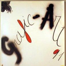 Libros de segunda mano: GRAFIC ART BARCELONA - BARCELONA 1991 - MUY ILUSTRADO. Lote 62485447