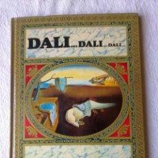 Libros de segunda mano: DALI... DALI... DALI.... Lote 62649928