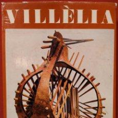 Libros de segunda mano: MOISÈS VILLÈLIA. EDICIONES POLÍGRAFA. MARIA LLUÏSA BORRÀS. 1974. Lote 63486940