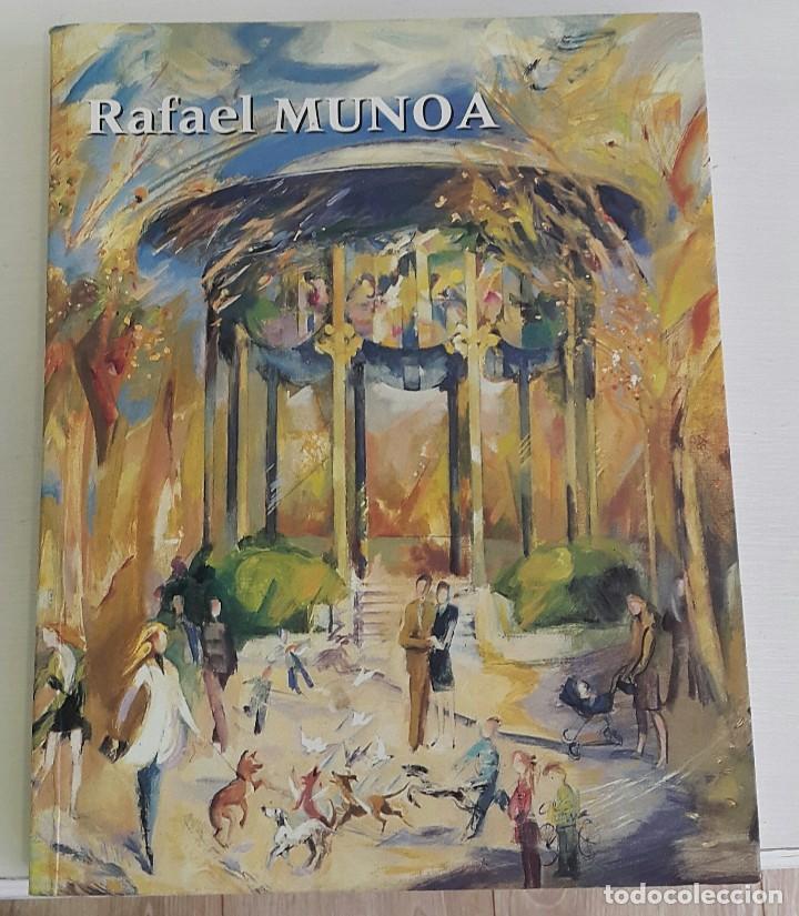 RAFAEL MUNOA KUTXA 1999 FIRMADO POR RAFAEL (Libros de Segunda Mano - Bellas artes, ocio y coleccionismo - Pintura)