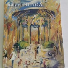 Libros de segunda mano: RAFAEL MUNOA KUTXA 1999 FIRMADO POR RAFAEL. Lote 63661463