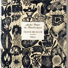Libros de segunda mano: MANDIARGUES, ANDRÉ PIEYRE DE - CERNÉ MUZEUM - PARIS 1946 - ILUSTRADO. Lote 63886933