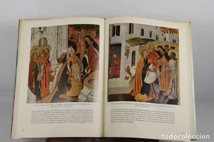 Libros de segunda mano: 4923- LA PINTURA ESPAÑOLA. JACQUES LASSAIGNE. EDIT. CARROGGIO. 1952/55. 3 VOL. - Foto 3 - 43990500