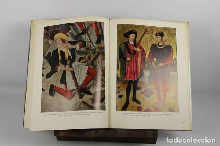 Libros de segunda mano: 4923- LA PINTURA ESPAÑOLA. JACQUES LASSAIGNE. EDIT. CARROGGIO. 1952/55. 3 VOL. - Foto 4 - 43990500
