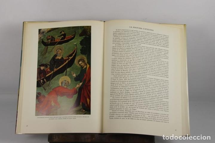 Libros de segunda mano: 4923- LA PINTURA ESPAÑOLA. JACQUES LASSAIGNE. EDIT. CARROGGIO. 1952/55. 3 VOL. - Foto 9 - 43990500