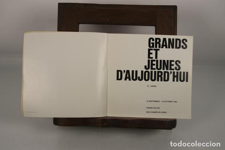 4936- GRANDES GENIOS DE HOY EN PINTURA ESCULTURA Y ARTE CINETICO. 1980. (Libros de Segunda Mano - Bellas artes, ocio y coleccionismo - Pintura)