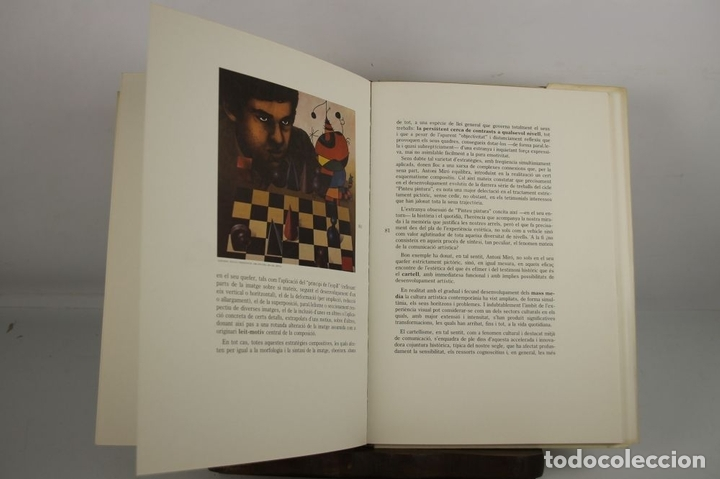 Libros de segunda mano: 5008- ANTONI MIRO. DIALEGS. ROMA DE LA CALLE. SAN TELMO MUSEOA. 1989. DEDICADO. - Foto 4 - 44094854