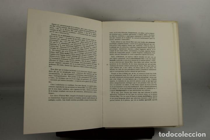 Libros de segunda mano: 5008- ANTONI MIRO. DIALEGS. ROMA DE LA CALLE. SAN TELMO MUSEOA. 1989. DEDICADO. - Foto 5 - 44094854