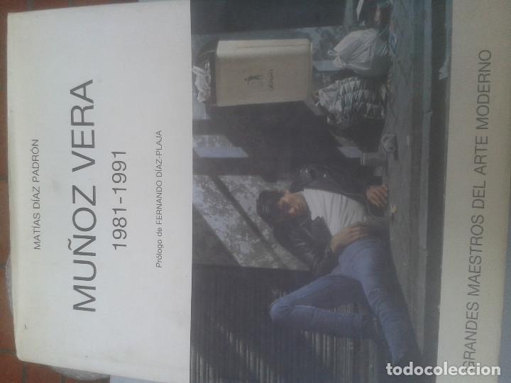 Libros de segunda mano: LIBROS ARTE PINTURA 2016 - MUÑOZ VERA 1981 - 1991 MATIAS DIAZ PADRON LA GRAN ENCICLOPEDIA VASCA - Foto 2 - 64472191