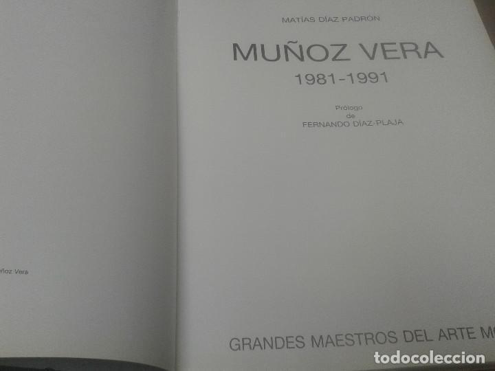 Libros de segunda mano: LIBROS ARTE PINTURA 2016 - MUÑOZ VERA 1981 - 1991 MATIAS DIAZ PADRON LA GRAN ENCICLOPEDIA VASCA - Foto 3 - 64472191