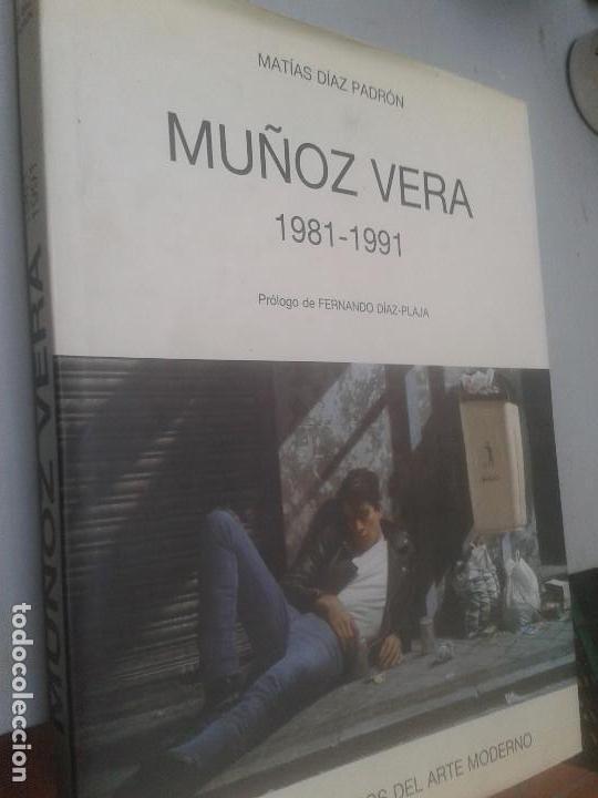 LIBROS ARTE PINTURA 2016 - MUÑOZ VERA 1981 - 1991 MATIAS DIAZ PADRON LA GRAN ENCICLOPEDIA VASCA (Libros de Segunda Mano - Bellas artes, ocio y coleccionismo - Pintura)