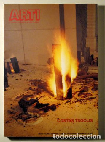 ARTI. ART TODAY. 22. NOVEMBRE 1994 COSTAS TSOCLIS - BASEL 2000 (Libros de Segunda Mano - Bellas artes, ocio y coleccionismo - Pintura)