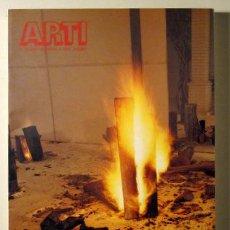 Libros de segunda mano: ARTI. ART TODAY. 22. NOVEMBRE 1994 COSTAS TSOCLIS - BASEL 2000. Lote 64666358