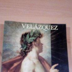 Libros de segunda mano: VELAZQUEZ - EXPOSICION MUSEO DEL PRADO 1990. Lote 64714627