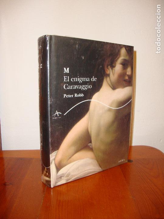 M L Enigma Caravaggio.M El Enigma De Caravaggio Peter Robb Alba Sold