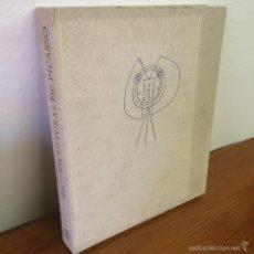 Libros de segunda mano: PICASSO / ESCULTURAS DE PICASSO 1971 SPIES DESCATALOGADO. Lote 66272439