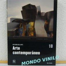 Libros de segunda mano: HISTORIA DEL ARTE. ARTE COMTEMPORANEO. Lote 66517522
