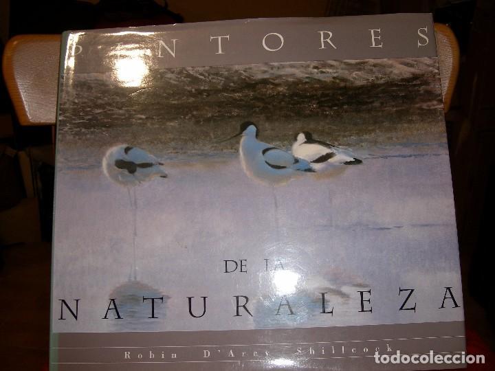 PINTORES DE LA NATURALEZA (Libros de Segunda Mano - Bellas artes, ocio y coleccionismo - Pintura)