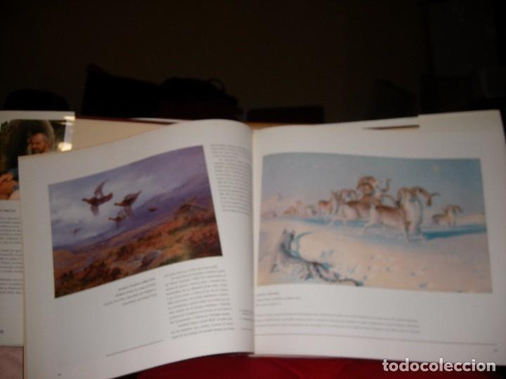 Libros de segunda mano: Pintores de la Naturaleza - Foto 4 - 67053162