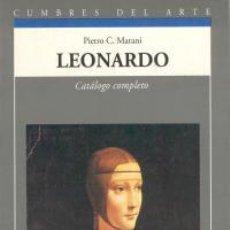 Libros de segunda mano: LEONARDO. CATÁLOGO COMPLETO. Lote 67505109