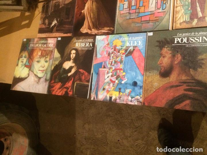 Libros de segunda mano: Antigua coleccion de 29 libro / libros los genios de la pintura Biblioteca Sarpe año 1979 - Foto 9 - 68345237