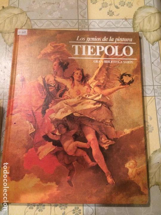 Libros de segunda mano: Antigua coleccion de 29 libro / libros los genios de la pintura Biblioteca Sarpe año 1979 - Foto 10 - 68345237