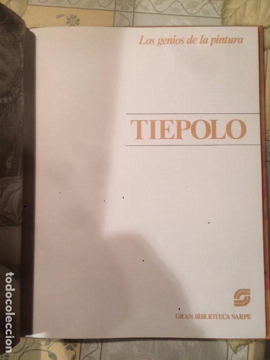 Libros de segunda mano: Antigua coleccion de 29 libro / libros los genios de la pintura Biblioteca Sarpe año 1979 - Foto 11 - 68345237