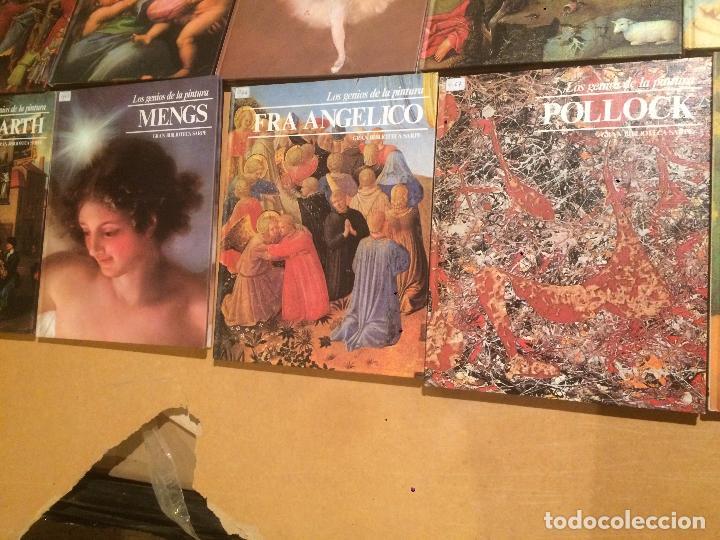 Libros de segunda mano: Antigua coleccion de 29 libro / libros los genios de la pintura Biblioteca Sarpe año 1979 - Foto 21 - 68345237