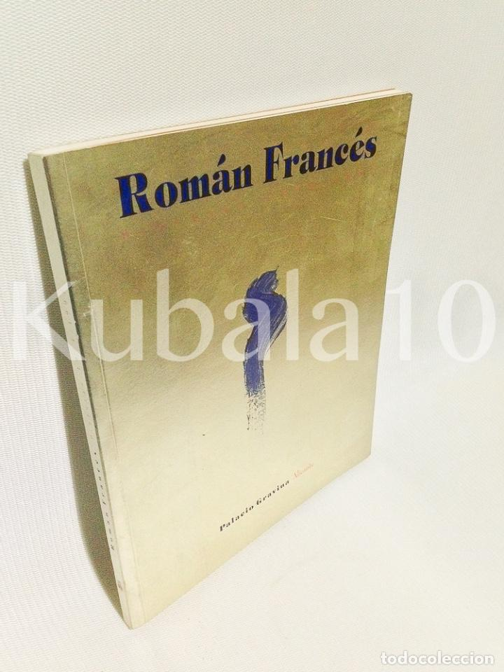 ROMAN FRANCES · OBRAS · PINTURAS · ALICANTE (Libros de Segunda Mano - Bellas artes, ocio y coleccionismo - Pintura)