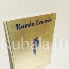 Libros de segunda mano: ROMAN FRANCES · OBRAS · PINTURAS · ALICANTE. Lote 68591565
