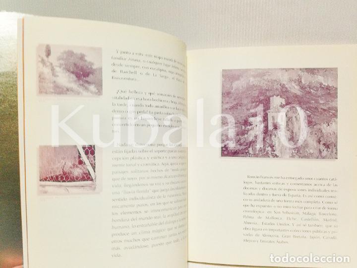 Libros de segunda mano: ROMAN FRANCES · OBRAS · PINTURAS · ALICANTE - Foto 8 - 68591565