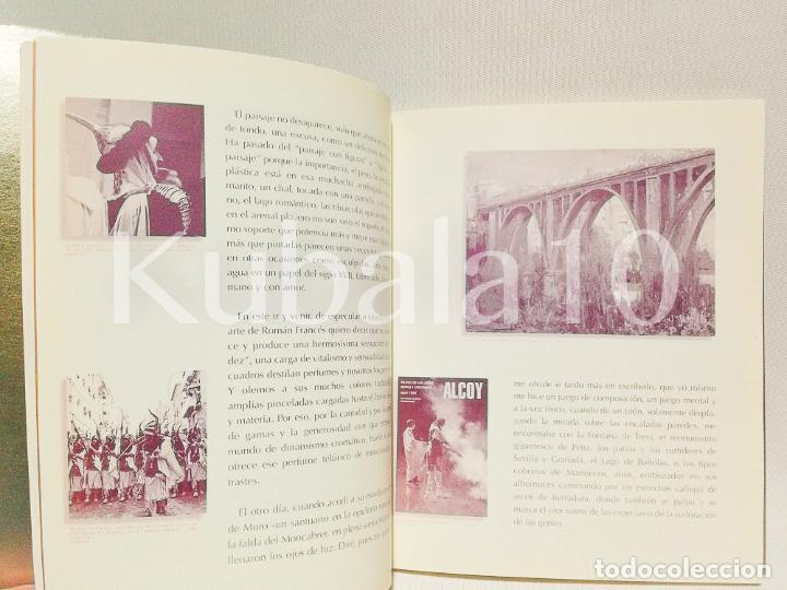 Libros de segunda mano: ROMAN FRANCES · OBRAS · PINTURAS · ALICANTE - Foto 9 - 68591565