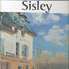 Libros de segunda mano: SISLEY LA ERA DE LOS IMPRESIONISTAS GLOBUS. Lote 68666473