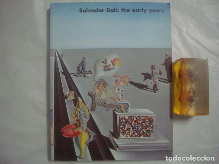 SALVADOR DALÍ: THE EARLY YEARS. 1994. FOLIO. MUY ILUSTRADO. (Libros de Segunda Mano - Bellas artes, ocio y coleccionismo - Pintura)