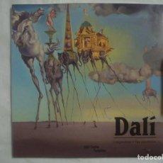 Livros em segunda mão: DALI. L'EXPOSITION. CENTRE POMPIDOU. 2012. FOLIO. MUY ILUSTRADO.. Lote 68987541