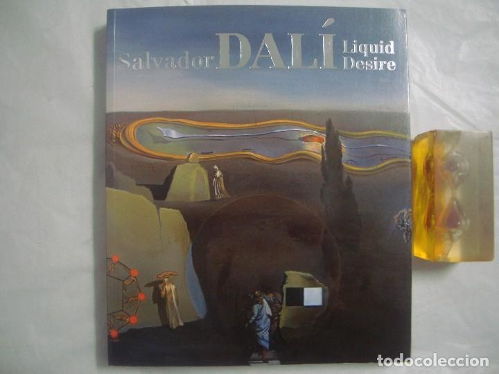 SALVADOR DALÍ. LIQUID DESIRE. 2009. FOLIO. MUY ILUSTRADO. (Libros de Segunda Mano - Bellas artes, ocio y coleccionismo - Pintura)